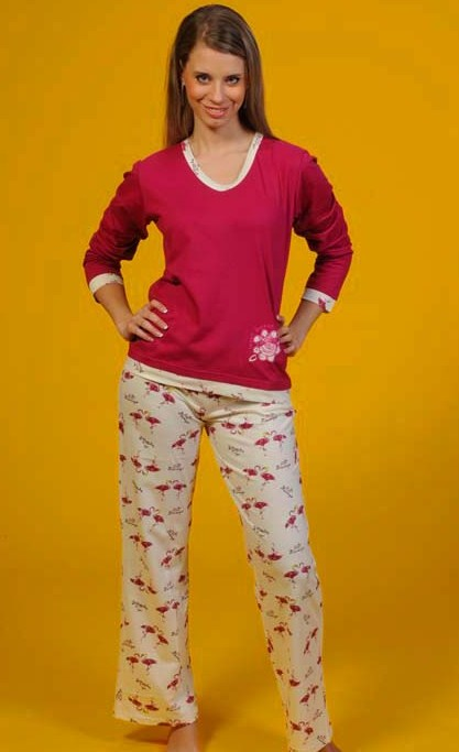 Pyžamo dámské   Luxusní