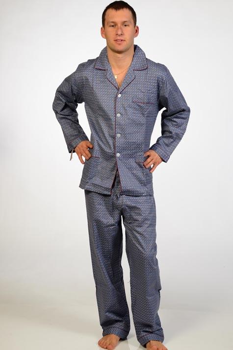 14f14a0c55c3 Pánské flanelové pyžamo